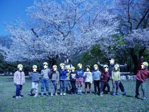 5歳児 おひさま組 光が丘公園にいってきました。
