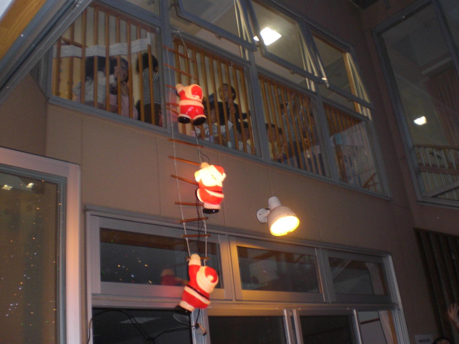 イルミネーション点灯式