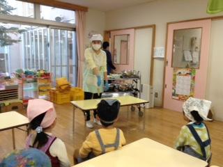 調理保育 カレー(5歳児)