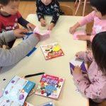虹組 今日の虹組さん (2歳児)